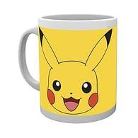 Hrnek Pokémon - Pikachu Face