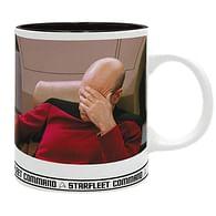 Hrnek Star Trek - Picard Facepalm