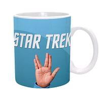 Hrnek Star Trek - Spockův pozdrav