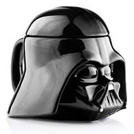 Hrnek Star Wars - Darth Vader 3D (s pokličkou)