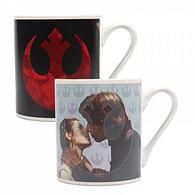 Hrnek Star Wars - I Love You, I Know, měnící se