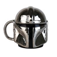 Hrnek Star Wars: Mandalorian - 3D Helma