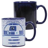 Hrnek Star Wars - R2-D2, měnící se