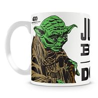Hrnek Star Wars Yoda - Judge Me By My Size Do You?