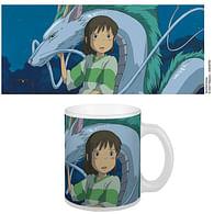 Hrnek Studio Ghibli - Cesta do fantazie