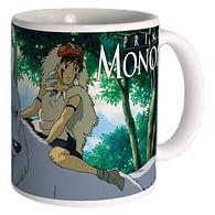 Hrnek Studio Ghibli - Princess Mononoke