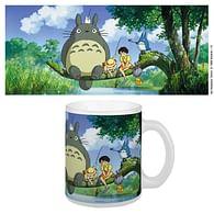 Hrnek Studio Ghibli - Totoro Fishing