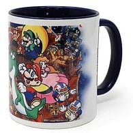 Hrnek Super Mario - World