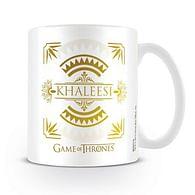 Hrnek Game of Thrones - Khaleesi (bílý)