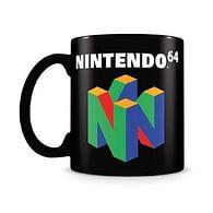 Hrnek Nintendo - N64 Logo