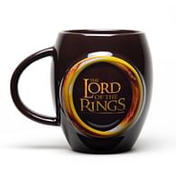 Hrnek Pán prstenů - Prsten moci, oválný