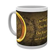 Hrnek Pán prstenů: Jeden prsten