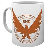 Hrnek The Division 2 Logo