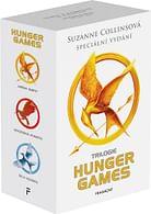 Hunger Games – výroční vydání 1. - 3. díl v boxu