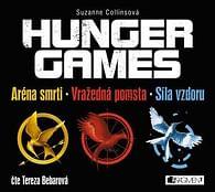Hunger Games - audiokniha (2 CD)