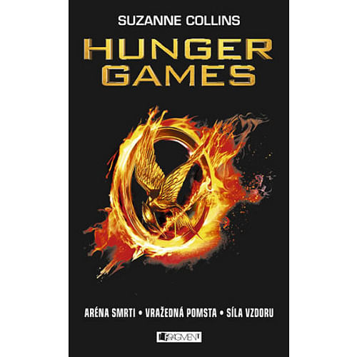 Hunger Games - komplet