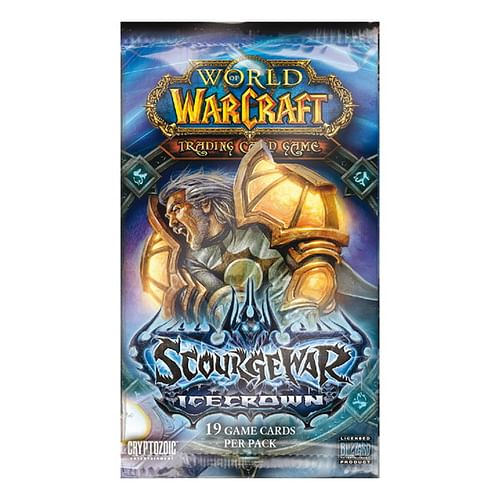 World of Warcraft TCG: Scourgewar - Icecrown Booster