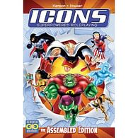 Icons Superpowered RPG: The Assembled Edition
