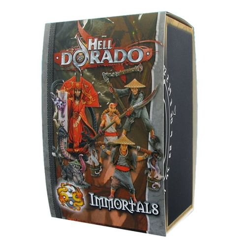 Helldorado: Immortals Starter Set