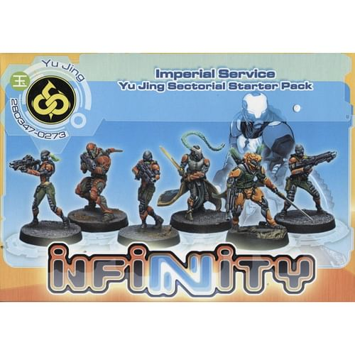 Infinity: Imperial Service - Yu Jing Sectorial Starter Pack