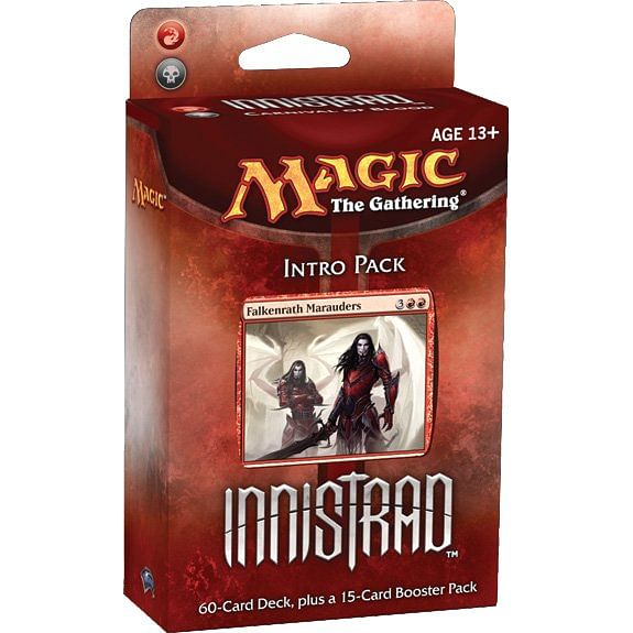 Magic: The Gathering - Innistrad Intro Pack: Carnival of Blood