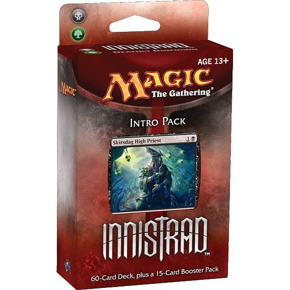Magic: The Gathering - Innistrad Intro Pack: Deathly Dominion