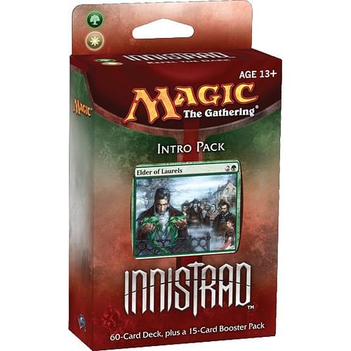 Magic: The Gathering - Innistrad Intro Pack: Repel the Dark