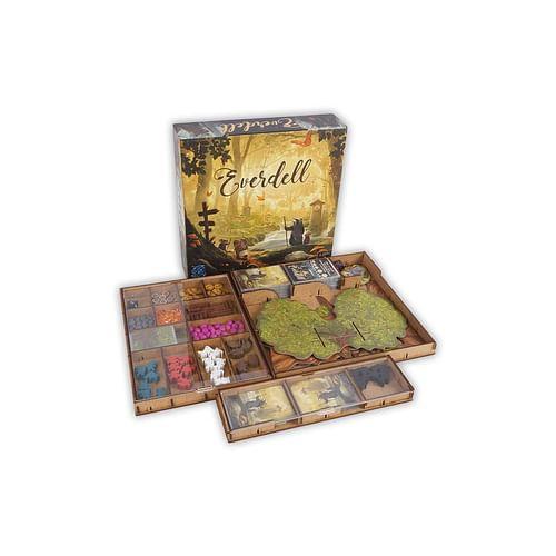 Insert na herní komponenty Everdell a rozšíření