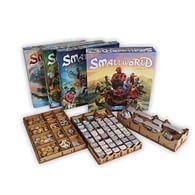 Insert na herní komponenty Small World a rozšíření