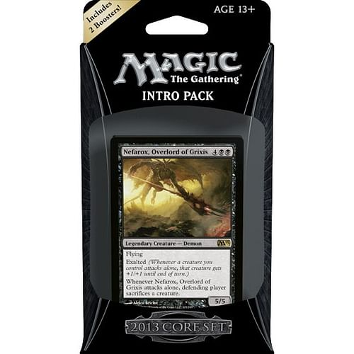 Magic: The Gathering - 2013 Core Set Intro Pack: Sole Domination