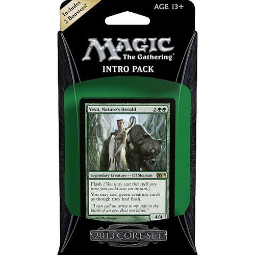 Magic: The Gathering - 2013 Core Set Intro Pack: Wild Rush