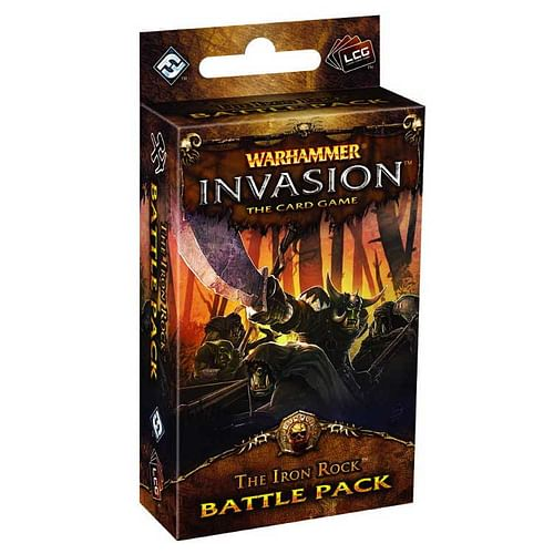 Warhammer Invasion LCG: The Iron Rock