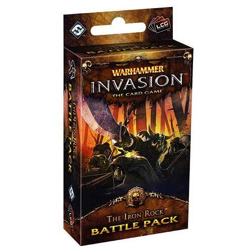 Warhammer Invasion LCG: The Iron Rock