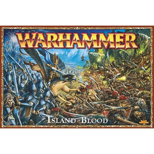 Warhammer Fantasy Battle: Krvavý ostrov (česky)
