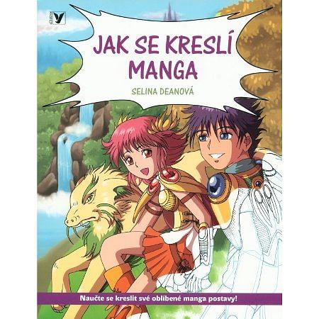 Jak se kreslí manga