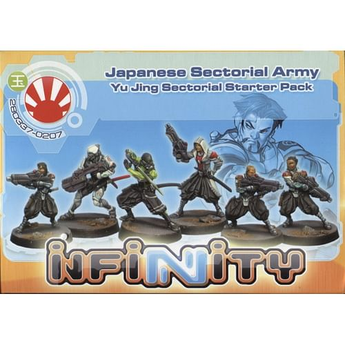 Infinity: Japanese Sectorial Army - Yu Jing Sectorial Starter P.