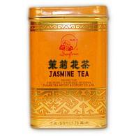 Jasmínový čaj - plechovka