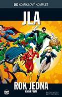 JLA : Rok jedna - Kniha první