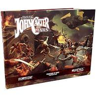 John Carter of Mars RPG: Phantoms of Mars