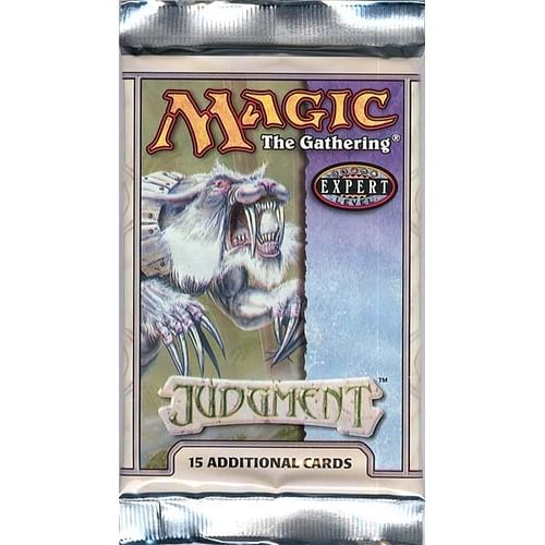 Magic: The Gathering - Judgement Booster