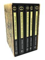 Jules Verne - BOX 5 knih