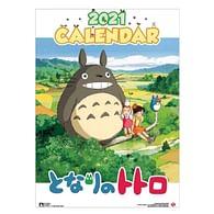 Kalendář My Neighbor Totoro 2021