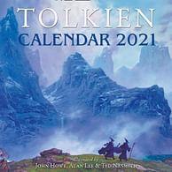 Kalendář Tolkien 2021