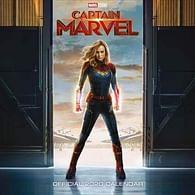 Kalendář Captain Marvel 2020