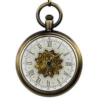 Kapesní hodinky - Retro mechanical