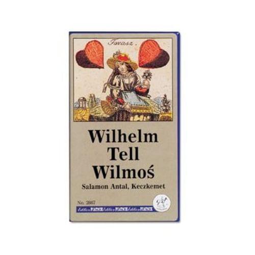 Hrací karty Wilhelm Tell Wilmos