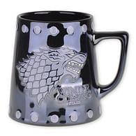 Keramický korbel Game of Thrones - Stark Stud Relief