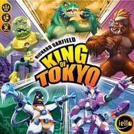 King of Tokyo (druhá edice)