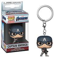 Klíčenka Avengers: Endgame - Captain America Pocket Pop!