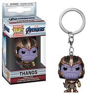 Klíčenka Avengers: Endgame - Thanos Funko Pop!